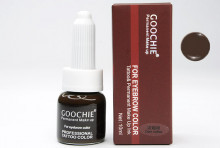 Пигменты Goochie (Темный кофе / Dark Coffee) 10 ml
