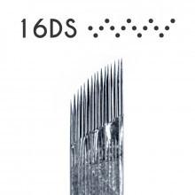 Игла 16DS Magnum (трёхрядная 0,25)