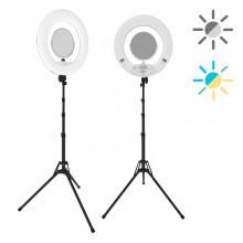 Кольцевая лампа ringO Bi color (white)
