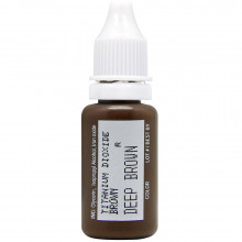 Deep Brown Biotouch / Глубокий коричневый (15 мл)