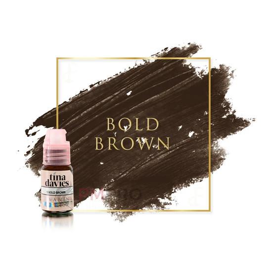 Купить Perma Blend Bold Brown [Tina Davies] (15 мл) в Украине, Киеве. Цена Perma Blend Bold Brown [Tina Davies] (15 мл) в интернет магазине