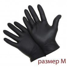Перчатки M (чёрные, пара)